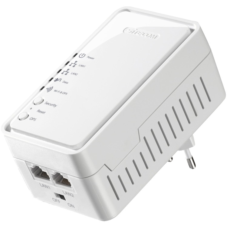 Wi Fi Homeplug   500 Mbps