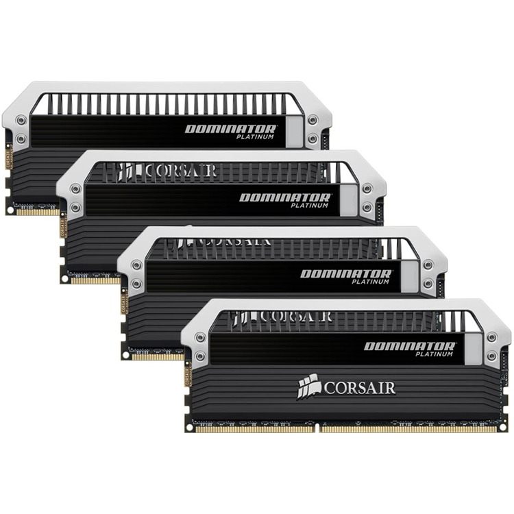 DDR3 1600 32GB 4x240 Dimm Unbuffered 9-9-9-24 DOMINATOR Platinum 1.5V