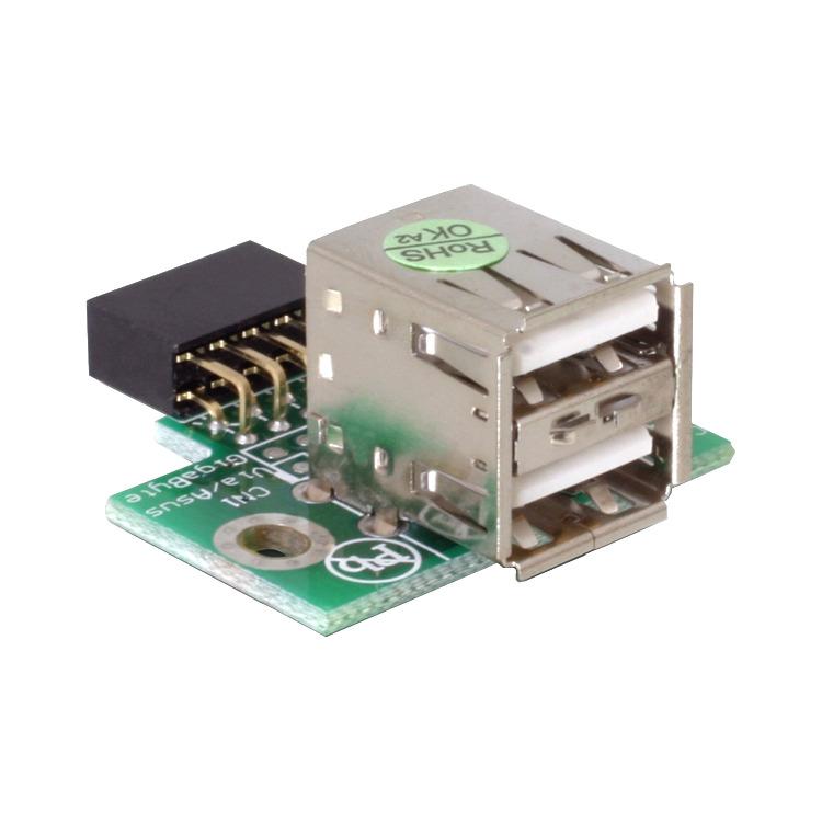 DeLOCK USB Pinheader / 2x USB2.0