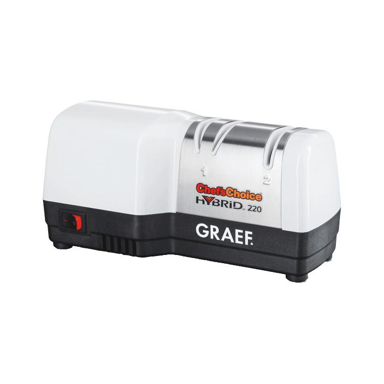 GRAEF CC 80 - Messenslijper, 45 Watt