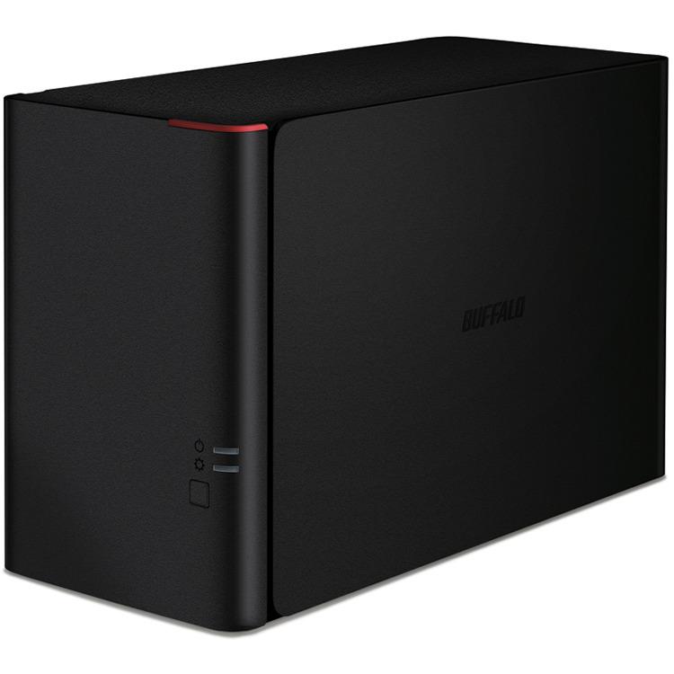 Buffalo LinkStation LS420D-EU NAS - 4TB High Speed NAS / Gigabit RAID 0/1