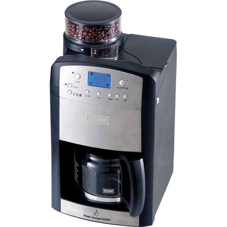 Koffiezetter, Beem, met glazen kan