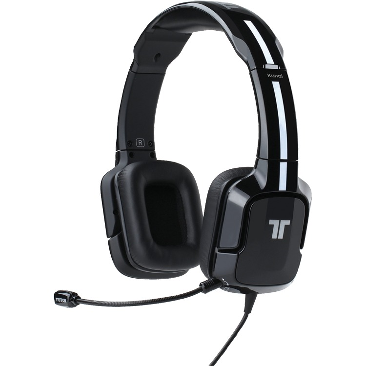 Kunai Stereo Headset for PC (Black)