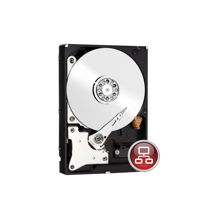 WD Red 4TB Sata 6gb/s Harddisk