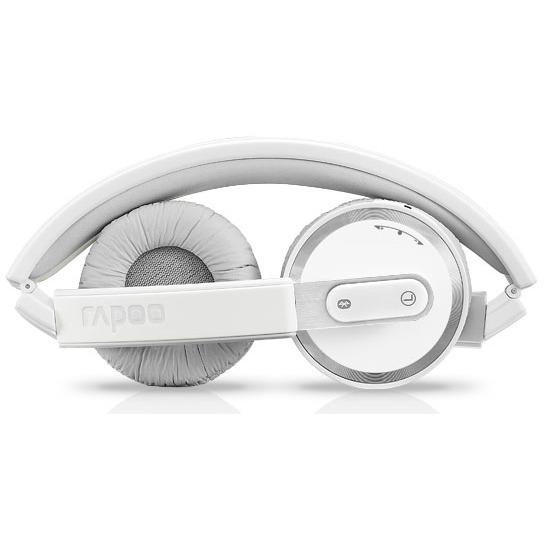 Rapoo 6080 - Draadloze on-ear koptelefoon - Grijs