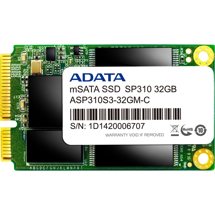 SSD   32GB 180/410 SP310         mSA ADA