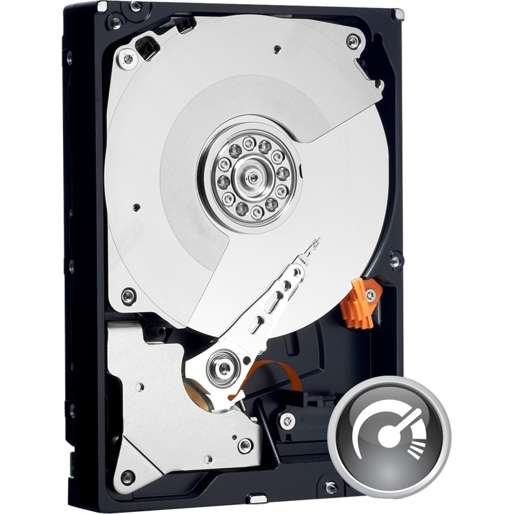 HDD : 2.5 750GB SATA3 7200 16MB Black 5Year WD warranty