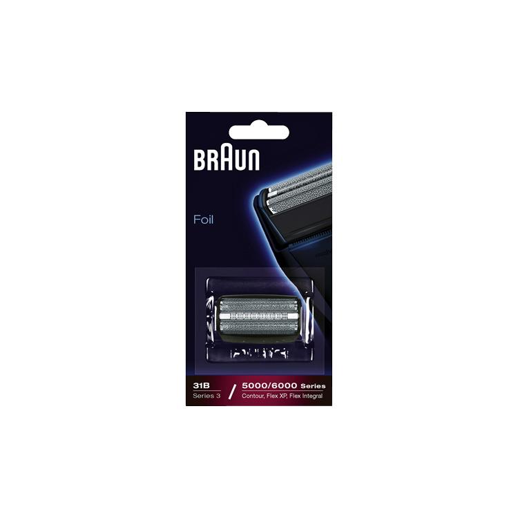 Braun Scheerblad 31B 5000/6000
