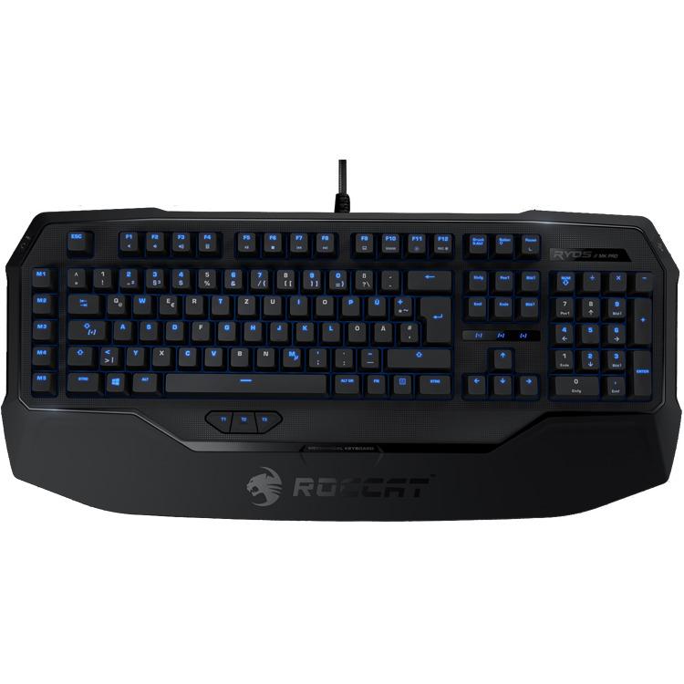 Roccat Ryos MK Pro MX Qwerty Gaming Toetsenbord - Rood (PC)
