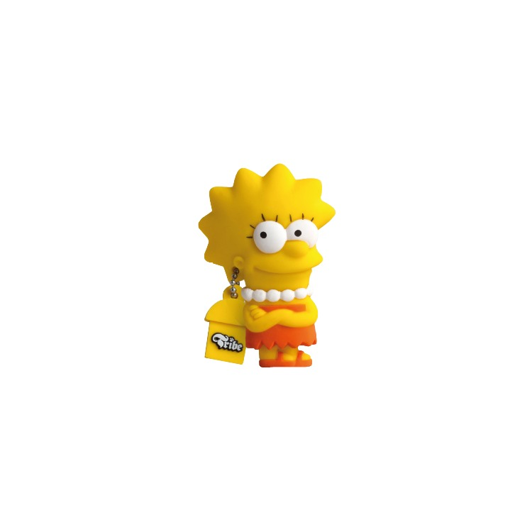 The Simpsons, Lisa Simpson, 8 GB USB Memory Stick Flash Pen Drive