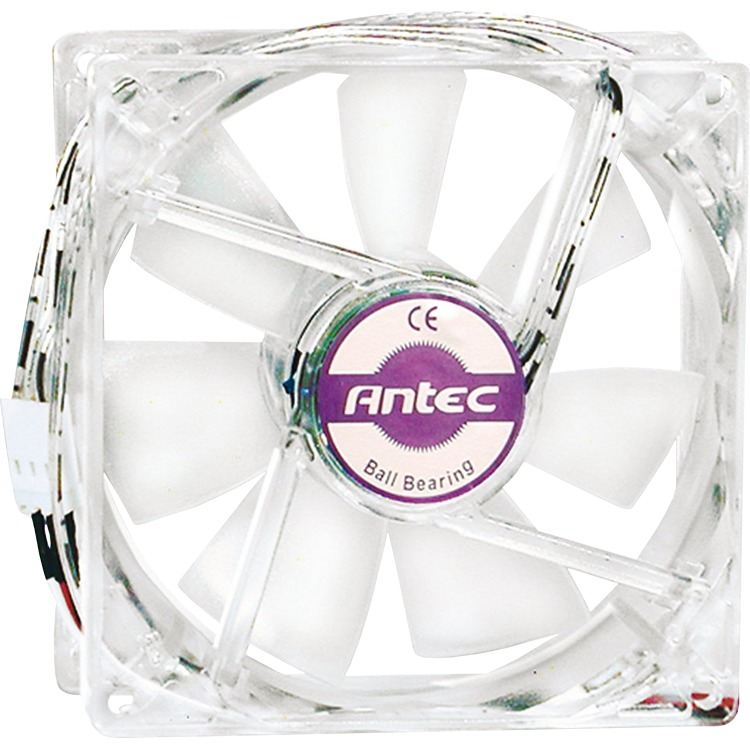 Image of Antec Pro DBB, 80mm, 2600rpm, Clear