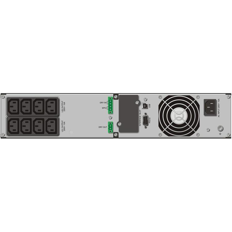 BlueWalker Powerwalker VFI 1500RT LCD
