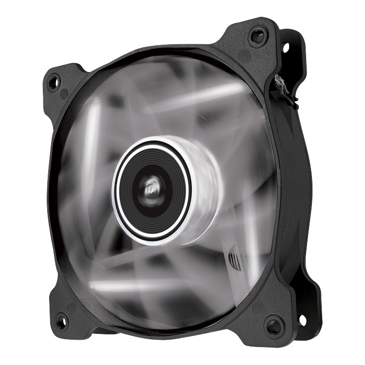 Image of AF120 Quiet Edition white LED fan