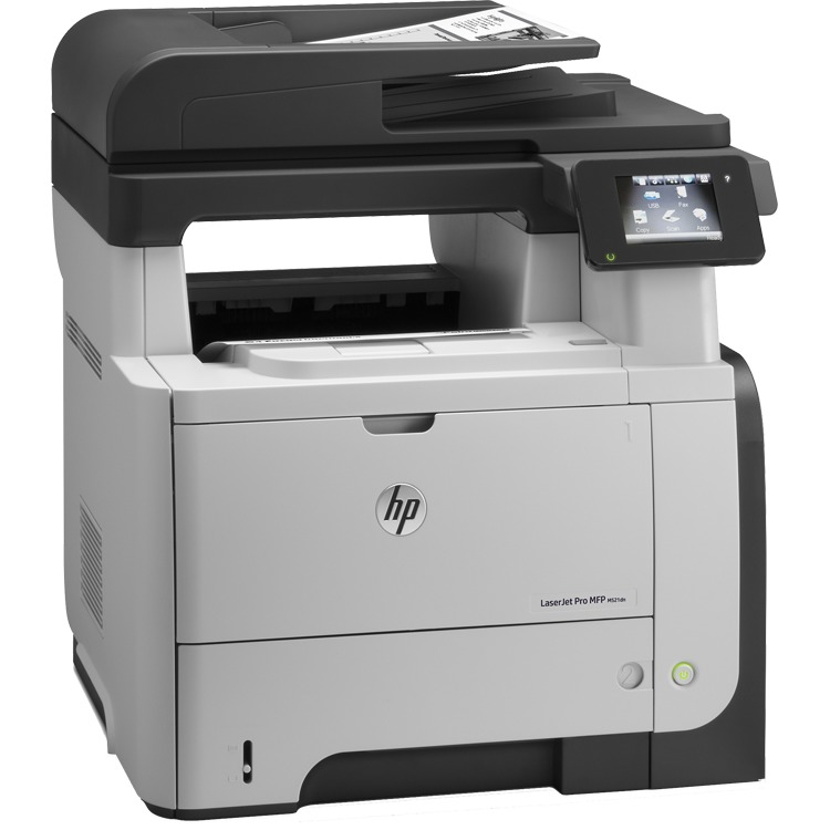 Foto van LaserJet Pro M521dn multifunctionele printer