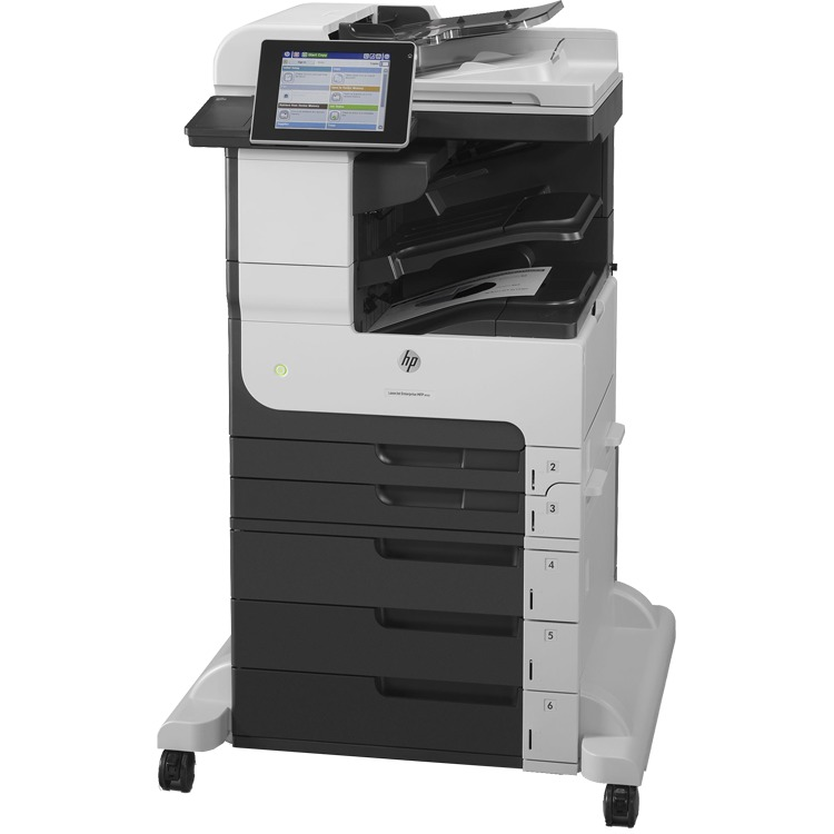 Multifunctional HP LaserJet Enterprise MFP M725f