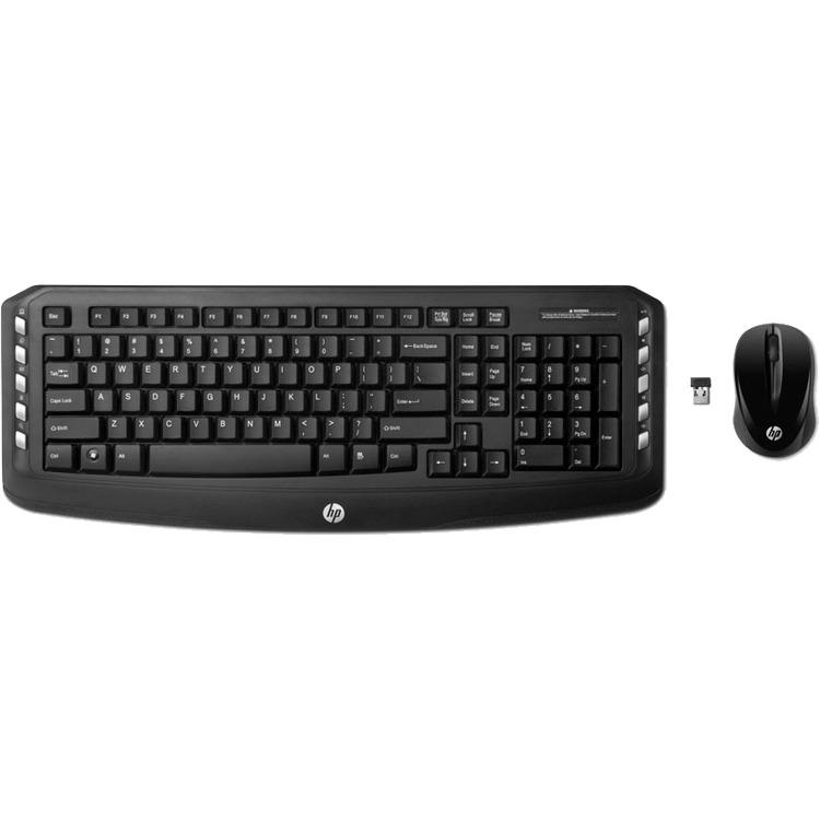 HP Wireless Classic Desktop (LV290AA)