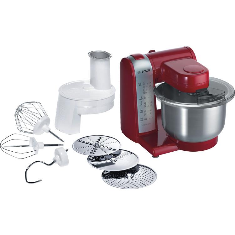 Bosch keukenmachine 'MUM48R1', 600 W
