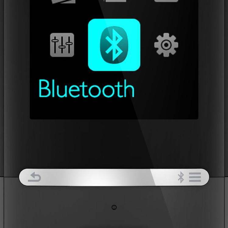 PHILIPS MP3-speler SA5AZU08KF