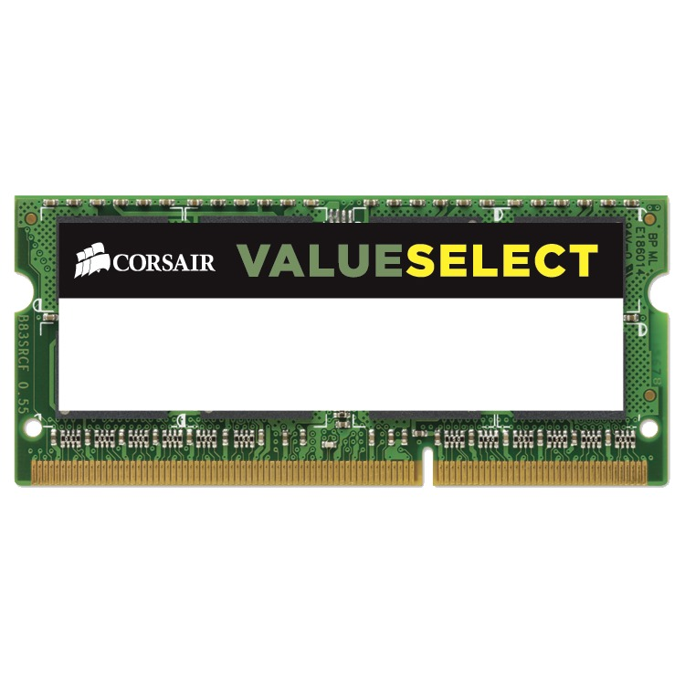 DDR3L 1333 4GB 1x204 SODimm 1.35V Unbuffered