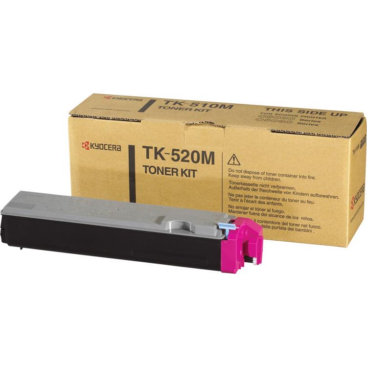 Kyocera Toner »TK-520M«