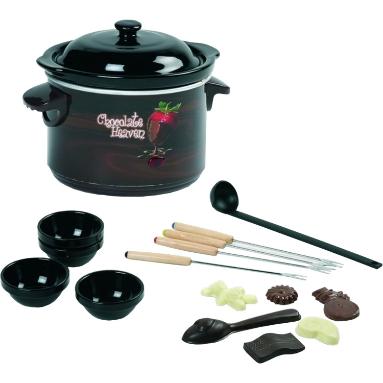 Image of Chocolade Fondue + Accessoires