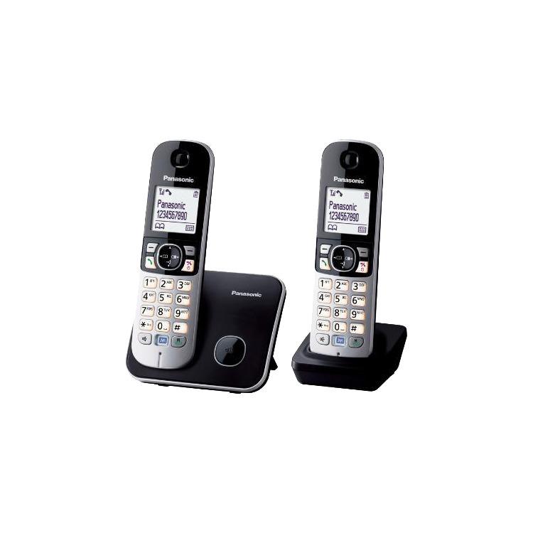 Panasonic KX-TG6812 DECT Telefoon