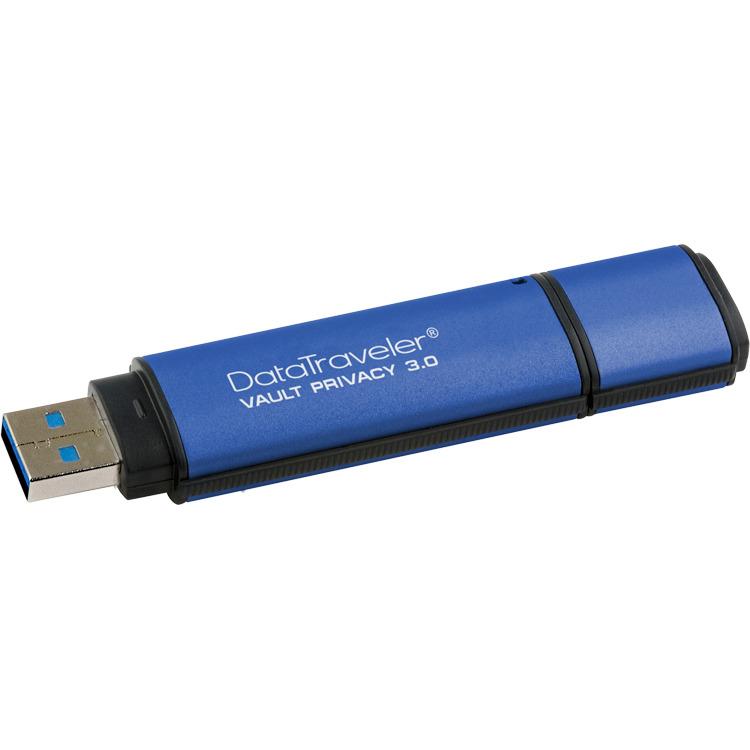 DataTraveler Vault Privacy 64 GB USB 3.0