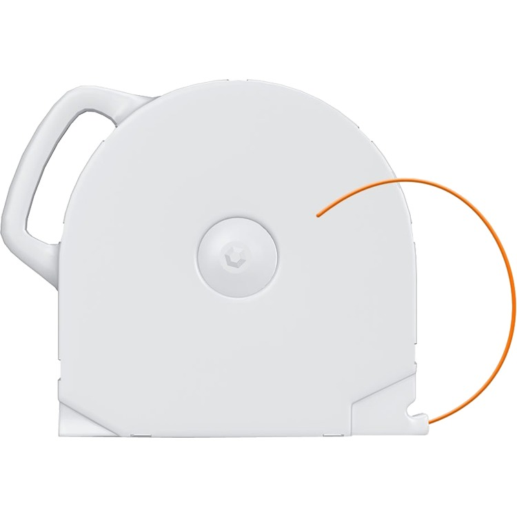 CubePro Cartridge PLA Neon Oranje
