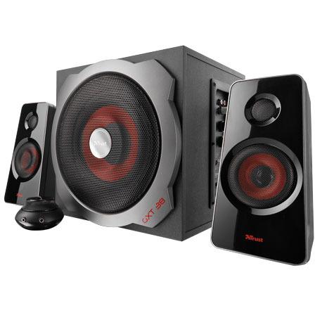 GTX 38 2.1 Ultimate Bass Speakerset