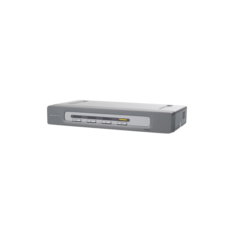 Image of Belkin OmniView Secure 4-Port KVM Switch
