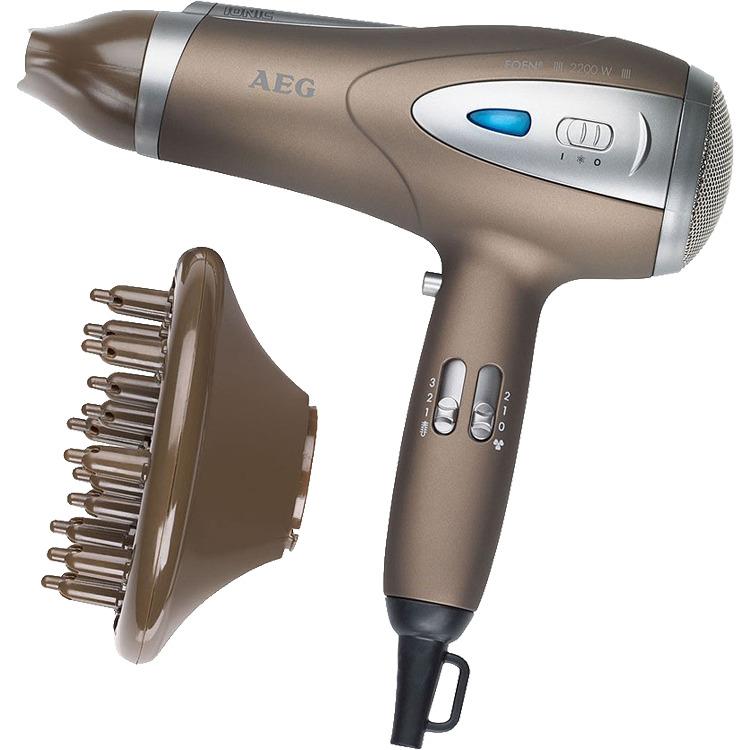 Image of AEG - Hair Dryer, 230 V, Brown (HTD 5584)