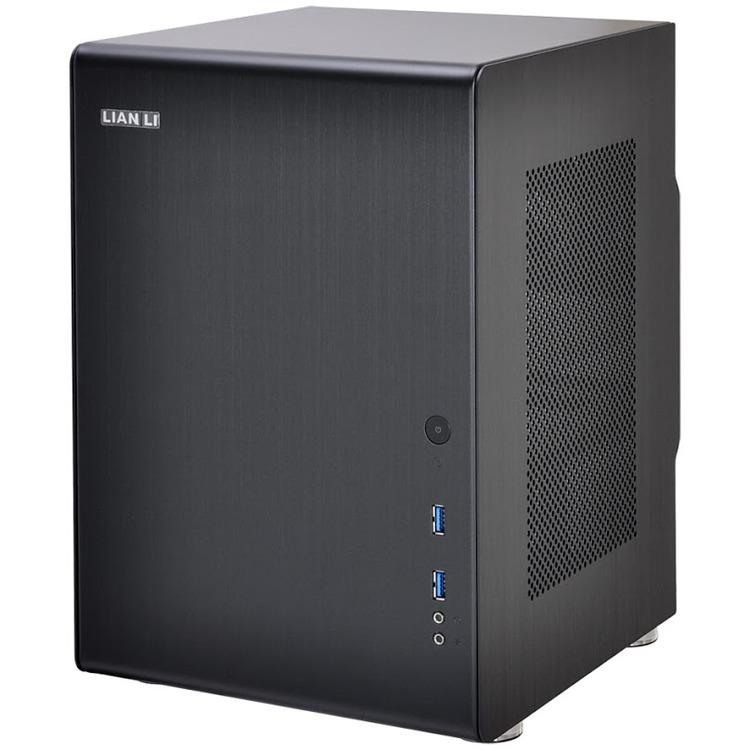 LIAN LI  PC-Q33B                  bk ATX