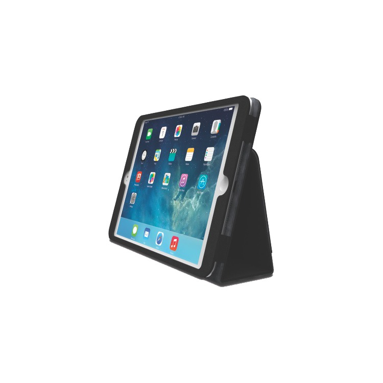 Soft Foliostand iPad Air zwart