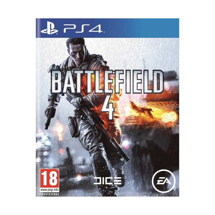 PS4 Game Battlefield 4