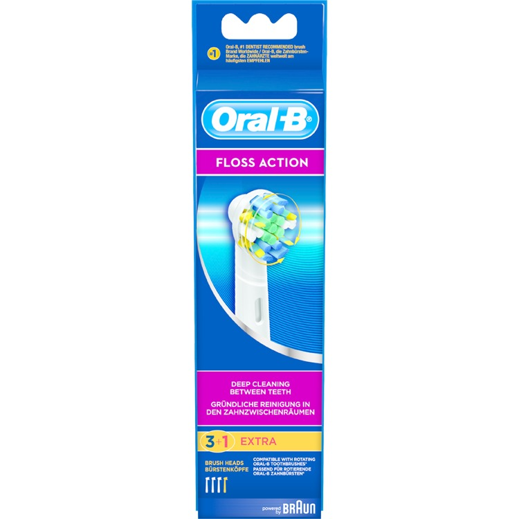 Oral-B Floss Action EB25 (4 stuks)