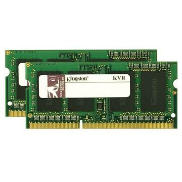8GB 1333MHz DDR3 Non-ECC CL9 SODIMM SR x8 (Kit of 2)