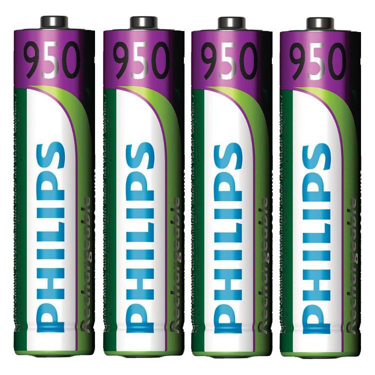 R03B4A95/10 AAA-oplaadbare batterijen