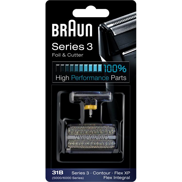 Braun Combipack 5000/6000 Scheermesjes