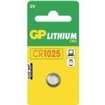 GP Batteries 1025C1 Litium CR1025 Knoopcel 3V