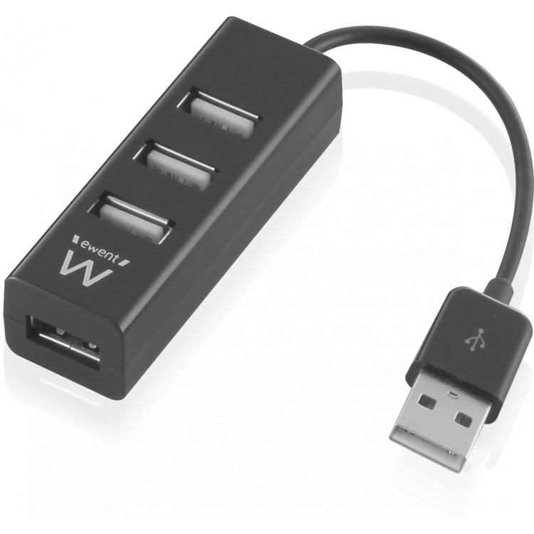 EW1123 Ewent USB 2.0 HUB mini 4 port