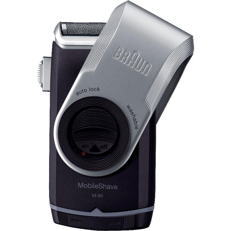 Braun scheerapparaat MobileShave M90