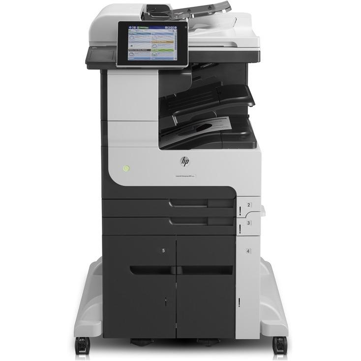Multifunctional HP LaserJet Enterprise MFP M725z+