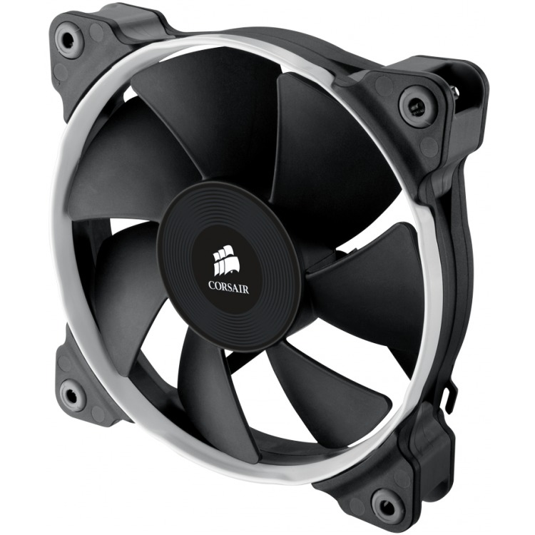 Fan Sp120q Pwm Single 120x120x25