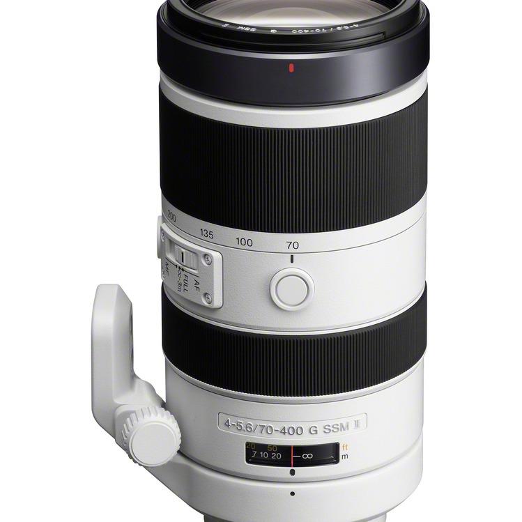 Sony SAL 70-400mm f/4-5.6G SSM II