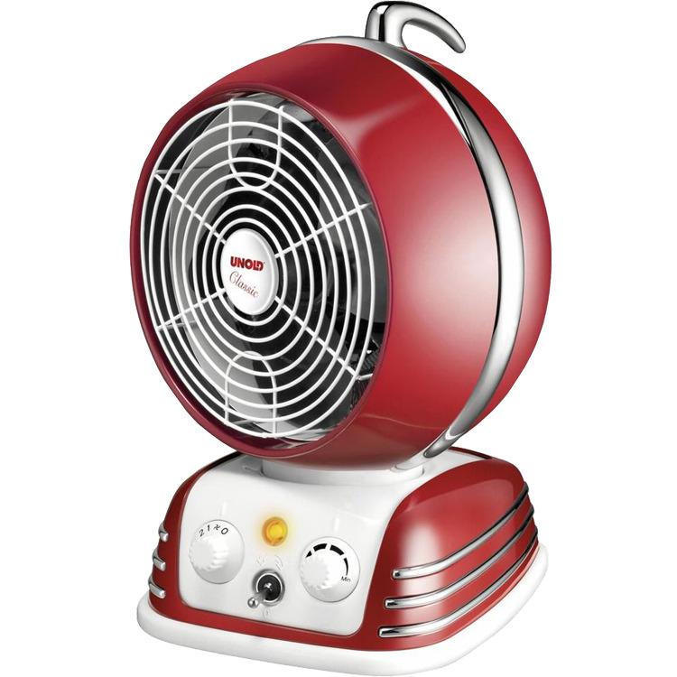 Unold Ventilatorkachel 86203 - Rood