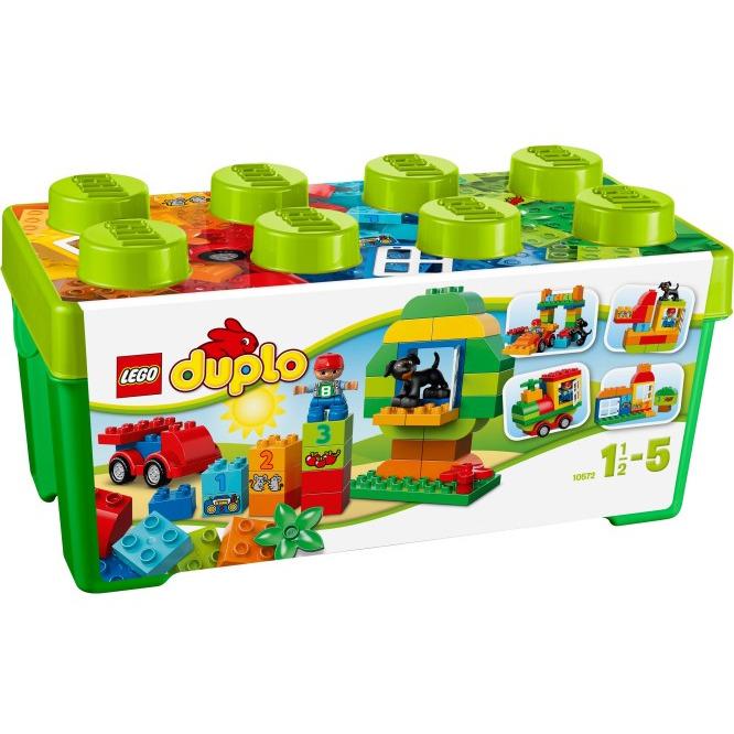 LEGO DUPLO Alles-in-één-doos 10572