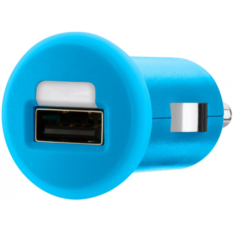 Image of Autolader 1-Uitgang 1.0 A USB Blauw