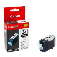 BCI3-e Inktcartridge Zwart