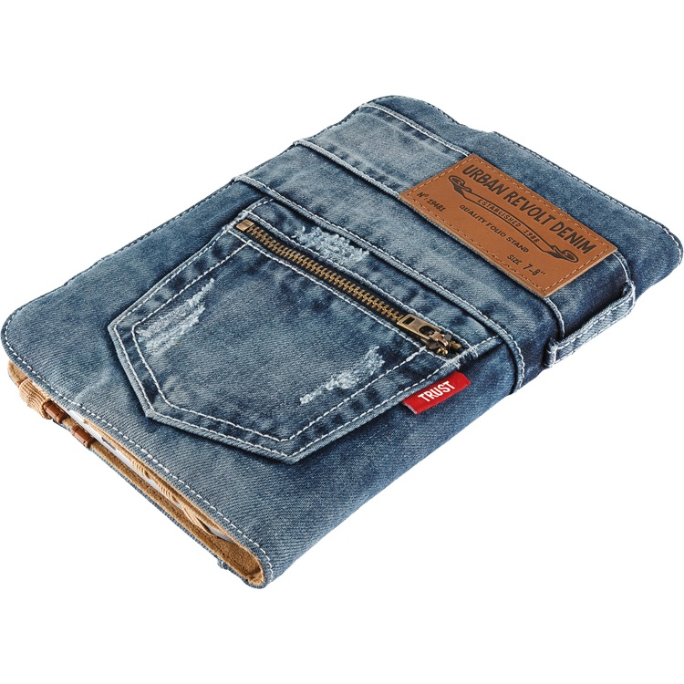Universal Jeans Folio Stand