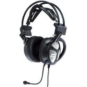 König Cmp-headset170 Stereo Headset met Usb & Basvibratiefunctie